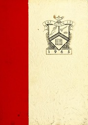 1965 Edition, Kendallville High School - Kay Aitch Ess Yearbook (Kendallville, IN)