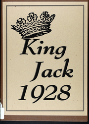 Page 1, 1928 Edition, Webb City High School - King Jack Yearbook (Webb City, MO) online yearbook collection