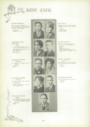 Page 36, 1929 Edition, Webb City High School - King Jack Yearbook (Webb City, MO) online yearbook collection
