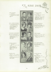Page 39, 1929 Edition, Webb City High School - King Jack Yearbook (Webb City, MO) online yearbook collection