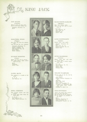 Page 40, 1929 Edition, Webb City High School - King Jack Yearbook (Webb City, MO) online yearbook collection