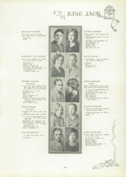 Page 41, 1929 Edition, Webb City High School - King Jack Yearbook (Webb City, MO) online yearbook collection