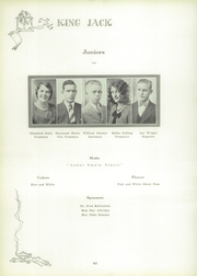 Page 46, 1929 Edition, Webb City High School - King Jack Yearbook (Webb City, MO) online yearbook collection
