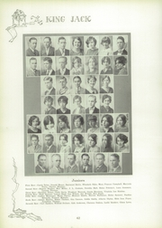 Page 48, 1929 Edition, Webb City High School - King Jack Yearbook (Webb City, MO) online yearbook collection