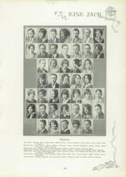 Page 49, 1929 Edition, Webb City High School - King Jack Yearbook (Webb City, MO) online yearbook collection
