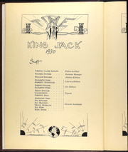 Page 10, 1930 Edition, Webb City High School - King Jack Yearbook (Webb City, MO) online yearbook collection