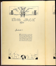 Page 8, 1930 Edition, Webb City High School - King Jack Yearbook (Webb City, MO) online yearbook collection