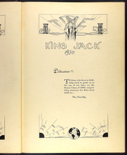 Page 9, 1930 Edition, Webb City High School - King Jack Yearbook (Webb City, MO) online yearbook collection