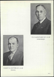 Page 11, 1938 Edition, Webb City High School - King Jack Yearbook (Webb City, MO) online yearbook collection