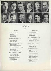 Page 12, 1938 Edition, Webb City High School - King Jack Yearbook (Webb City, MO) online yearbook collection