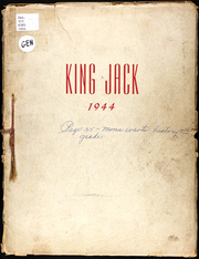 Page 1, 1944 Edition, Webb City High School - King Jack Yearbook (Webb City, MO) online yearbook collection