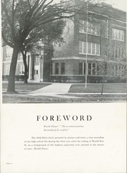 Page 12, 1946 Edition, Webb City High School - King Jack Yearbook (Webb City, MO) online yearbook collection