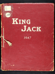 Page 1, 1947 Edition, Webb City High School - King Jack Yearbook (Webb City, MO) online yearbook collection