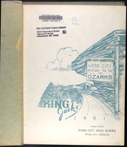 Page 5, 1951 Edition, Webb City High School - King Jack Yearbook (Webb City, MO) online yearbook collection