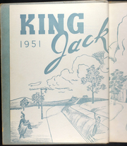 Page 6, 1951 Edition, Webb City High School - King Jack Yearbook (Webb City, MO) online yearbook collection