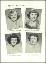 Page 13, 1952 Edition, Webb City High School - King Jack Yearbook (Webb City, MO) online yearbook collection