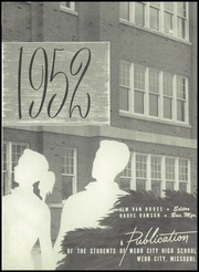 Page 7, 1952 Edition, Webb City High School - King Jack Yearbook (Webb City, MO) online yearbook collection
