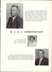 Page 15, 1960 Edition, Webb City High School - King Jack Yearbook (Webb City, MO) online yearbook collection