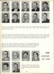Page 16, 1960 Edition, Webb City High School - King Jack Yearbook (Webb City, MO) online yearbook collection