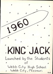 Page 9, 1960 Edition, Webb City High School - King Jack Yearbook (Webb City, MO) online yearbook collection