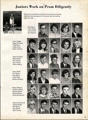 Page 39, 1968 Edition, Webb City High School - King Jack Yearbook (Webb City, MO) online yearbook collection