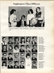 Page 41, 1968 Edition, Webb City High School - King Jack Yearbook (Webb City, MO) online yearbook collection
