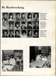 Page 45, 1968 Edition, Webb City High School - King Jack Yearbook (Webb City, MO) online yearbook collection