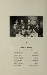 Page 16, 1901 Edition, Franklin Community High School - Kite Yearbook (Franklin, IN) online yearbook collection