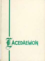 1967 Edition, Sir Adam Beck Secondary School - Lacedaemon Yearbook (London, Ontario Canada)
