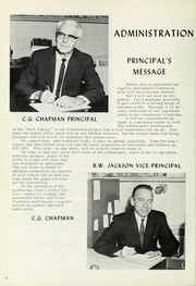 Page 10, 1968 Edition, Sir Adam Beck Secondary School - Lacedaemon Yearbook (London, Ontario Canada) online yearbook collection