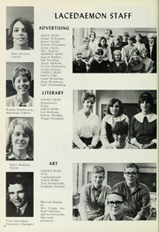 Page 12, 1968 Edition, Sir Adam Beck Secondary School - Lacedaemon Yearbook (London, Ontario Canada) online yearbook collection