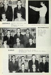 Page 16, 1968 Edition, Sir Adam Beck Secondary School - Lacedaemon Yearbook (London, Ontario Canada) online yearbook collection