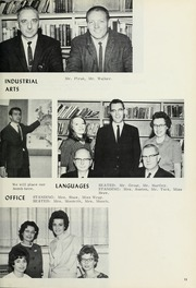 Page 17, 1968 Edition, Sir Adam Beck Secondary School - Lacedaemon Yearbook (London, Ontario Canada) online yearbook collection