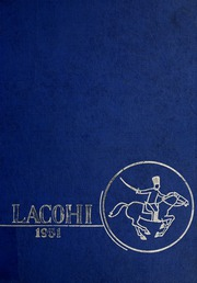 1951 Edition, La Fontaine High School - Lacohi Yearbook (La Fontaine, IN)