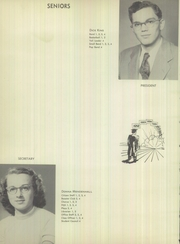 Page 12, 1953 Edition, La Fontaine High School - Lacohi Yearbook (La Fontaine, IN) online yearbook collection