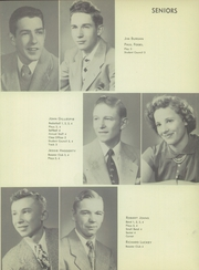 Page 13, 1953 Edition, La Fontaine High School - Lacohi Yearbook (La Fontaine, IN) online yearbook collection