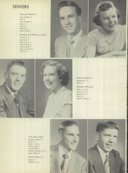 Page 14, 1953 Edition, La Fontaine High School - Lacohi Yearbook (La Fontaine, IN) online yearbook collection