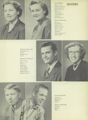 Page 15, 1953 Edition, La Fontaine High School - Lacohi Yearbook (La Fontaine, IN) online yearbook collection