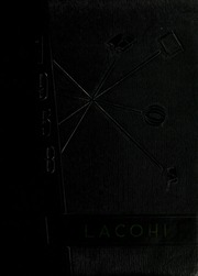 1958 Edition, La Fontaine High School - Lacohi Yearbook (La Fontaine, IN)