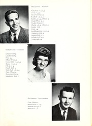 Page 13, 1962 Edition, La Fontaine High School - Lacohi Yearbook (La Fontaine, IN) online yearbook collection