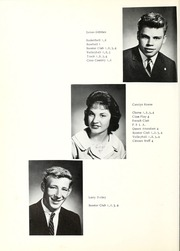 Page 16, 1962 Edition, La Fontaine High School - Lacohi Yearbook (La Fontaine, IN) online yearbook collection