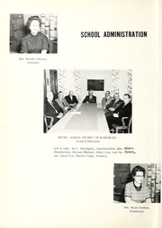 Page 6, 1962 Edition, La Fontaine High School - Lacohi Yearbook (La Fontaine, IN) online yearbook collection