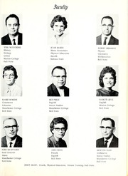 Page 9, 1962 Edition, La Fontaine High School - Lacohi Yearbook (La Fontaine, IN) online yearbook collection