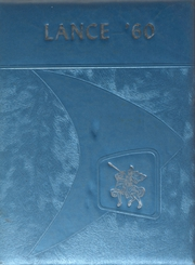 1960 Edition, Central Catholic High School - Lance Yearbook (Lafayette, IN)