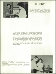 Page 10, 1960 Edition, Central Catholic High School - Lance Yearbook (Lafayette, IN) online yearbook collection