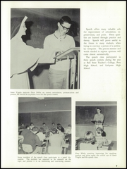 Page 13, 1960 Edition, Central Catholic High School - Lance Yearbook (Lafayette, IN) online yearbook collection