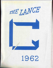 1962 Edition, Central Catholic High School - Lance Yearbook (Lafayette, IN)