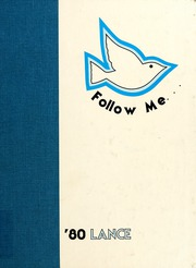 1980 Edition, Central Catholic High School - Lance Yearbook (Lafayette, IN)