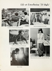 Page 8, 1973 Edition, Lincolnview High School - Lancer Yearbook (Van Wert, OH) online yearbook collection