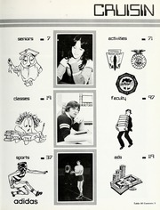 Page 7, 1981 Edition, Lincolnview High School - Lancer Yearbook (Van Wert, OH) online yearbook collection